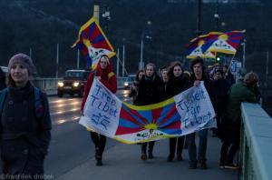 Vlajka pro tibet