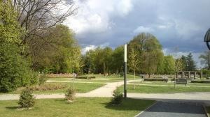 park Srdce Praha 9